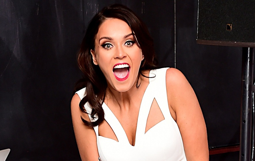 Vicky Pattison announces engagement to boyfriend John Noble