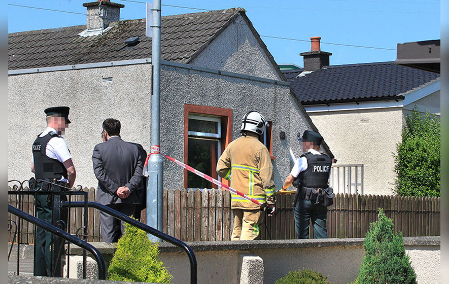 Woman dies in Limavady house fire