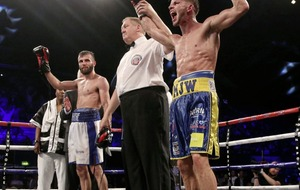 Anthony Cacace on the rise despite British title loss to Martin J Ward says Pat Magee