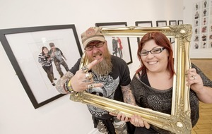 Ulster Museum selfie exhibition showcases the changing face of Belfast