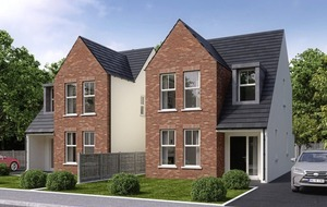 Major new homes investment planned for Derry