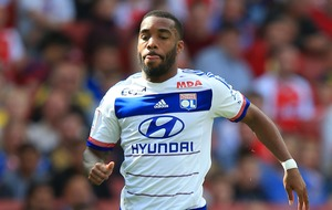 This guy said he'd get a tattoo of Alexandre Lacazette if he joined Arsenal, and guess what…
