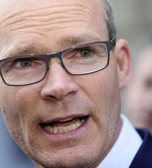 Simon Coveney: 'Technical solutions' cannot solve post-Brexit border issue