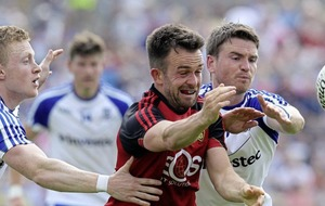 Down ace Mark Poland faces race against time to be fit for Monaghan clash
