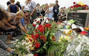 Victims of Malaysia Arlines flight shot down over Ukraine remembered on anniversary