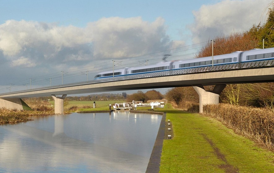 Everything you need to know about the route HS2 will take