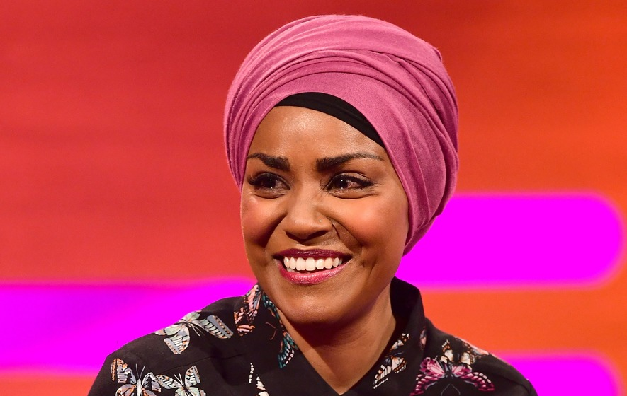 Nadiya Hussain wins foodie and fashion hearts with her new British cooking show