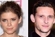 Kate Mara and Jamie Bell surprise fans with dreamy wedding snap