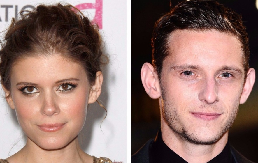 Kate Mara and Jamie Bell Are Married!