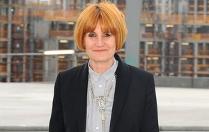 Mary Portas: I hope I won't be interviewed by John Humphrys