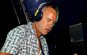 Fatboy Slim: I forget all my worries when I'm on stage