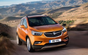 Vauxhall Mokka X: Does X mark the spot?