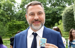 David Walliams is first children's author to reach 100 weeks at number one