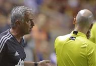 Antonio Valencia got a straight red in pre-season and Mourinho's next move was peak Jose