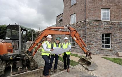 4 8m Coleraine housing development to create 50 construction jobs