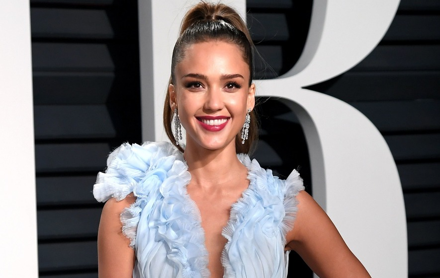 Jessica Alba Announced Her Pregnancy In The Most Adorable Way