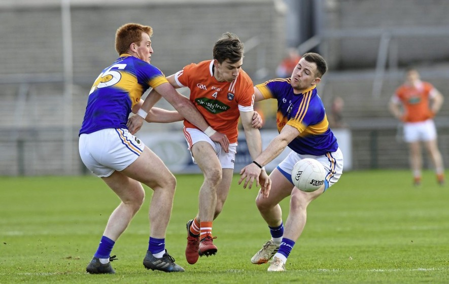 Armagh driven on by hurt of loss to Down in Ulster Championship says Ethan Rafferty