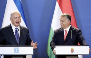 Collaboration with Nazis was a sin says Hungarian premier Viktor Orban