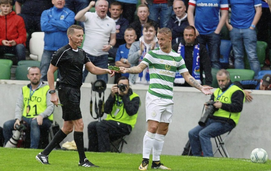 Celtic and Linfield face UEFA charges