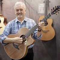 George Lowden and Paul McMordie answer Bushmills' guitar call