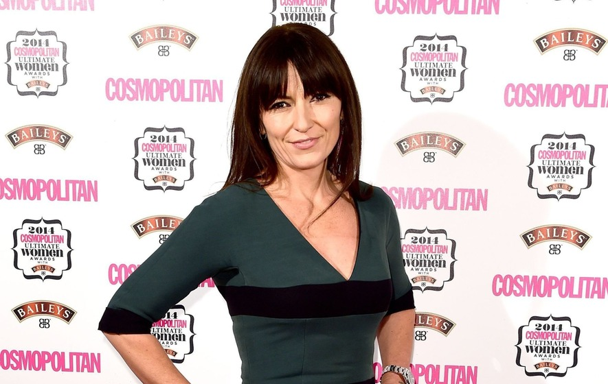 Davina McCall and family open up about Alzheimer's battle