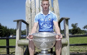 Ciaran Kilkenny reveals father's disappointment at missing his first Dublin goal