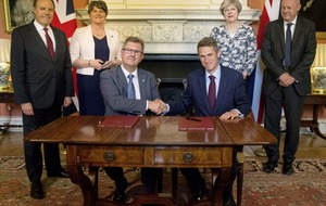 DUP branded 'hypocritical' over Tory public sector pay cap