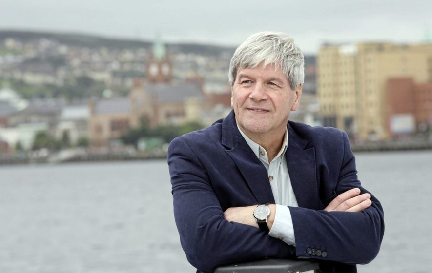 Joe Mahon: I keep on doing Lesser Spotted Journeys for the sheer love of it