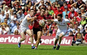 Danny Hughes: Tyrone template is what Down should be aiming for