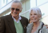 Marvel legend Stan Lee pays tribute to late wife Joan as he is honoured at Hollywood ceremony