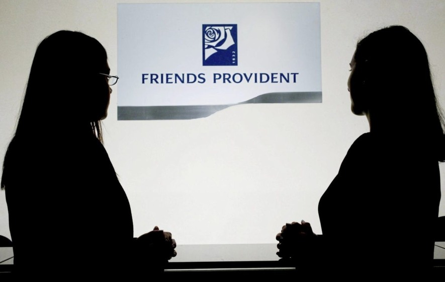 Aviva Reverses on Friends Provident International