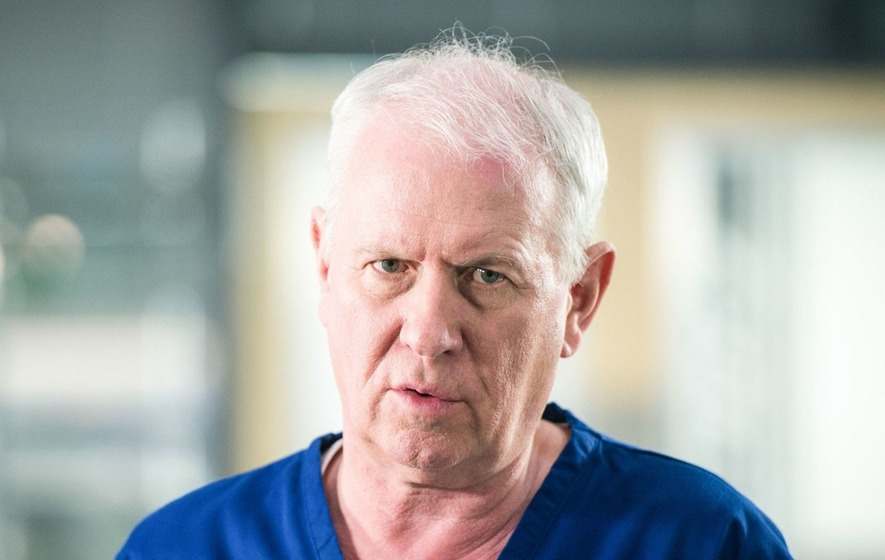 Casualty stalwart Derek Thompson tops BBC's drama and comedy pay list