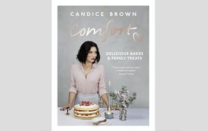Bake Off champ Candice Brown does comfort food perfectly in her first cookbook