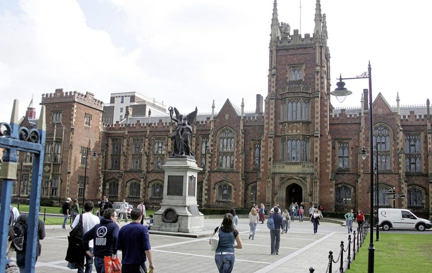 Belfast university students have lowest rents in the UK