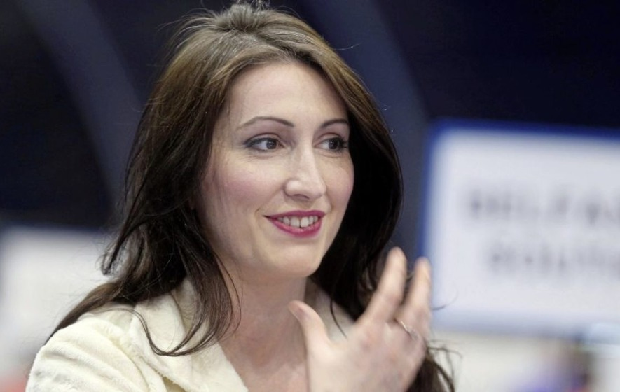 DUP's Emma Little Pengelly hits back at criticism of her bonfire response