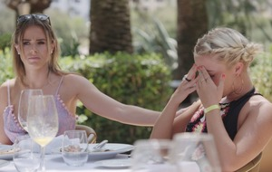 Love Island's Gabby sheds tears amid tension as two more dumpings loom