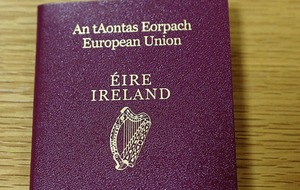 Surge in Irish passport applications from north