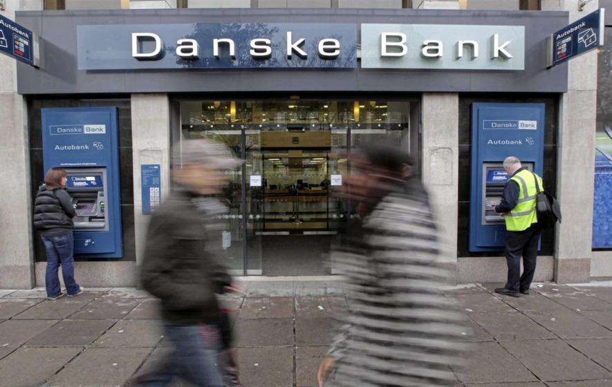 Danske posts £56.6m first half profits as lending jumps by 8 per cent