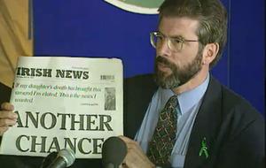 20th anniversary of landmark 1997 IRA ceasefire
