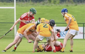 Antrim can bridge the gap one days insists minor boss Collie Murphy