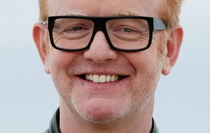 Chris Evans responds to BBC pay furore