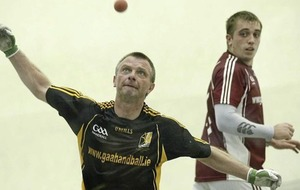 The late, great Ducksy Walsh: His memory will loom large at National handball series
