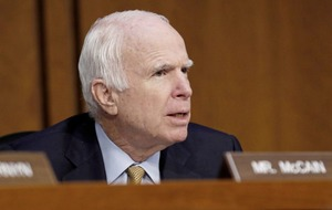 Senator John McCain vows to beat brain cancer