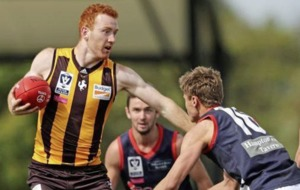 Rise of Conor Glass in world of Aussie Rules comes as 'no surprise' to those who know him best