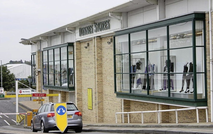Dunnes Stores finally pulling down the shutters at Portadown