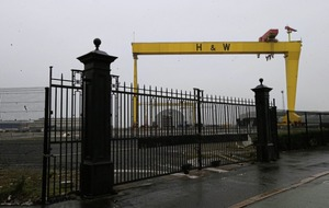 Harland & Wolff reports big loss in 'unacceptable year'
