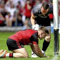 Stevie McDonnell rows in behind under-fire 'keeper Niall Morgan over Darragh O'Hanlon reaction