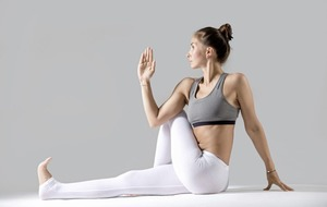Three yoga postures that can benefit digestion