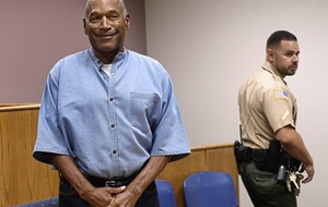 OJ Simpson paroled after eight years in hail for Las Vegas hotel heist