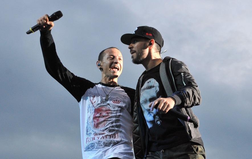 Linkin Park members 'heartbroken' over bandmate Chester Bennington's death